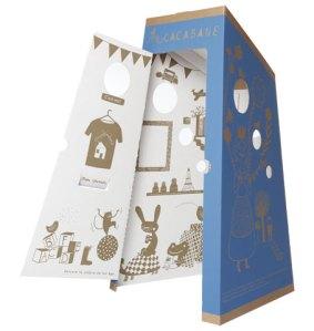 Ma Cacabane Cardboard House