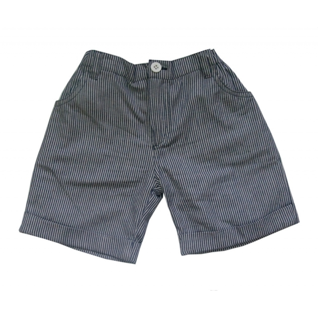 Arsene et les Pipelettes striped bermudas on sale