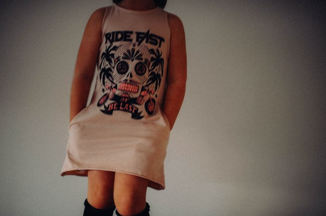 Petitbo YVE DRESS boho chic at Loja Dada for Kids